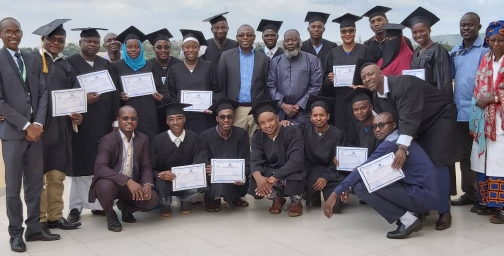 The 3rd promotion of the University Diploma in HIV / AIDS, Monday, October 7, 2019