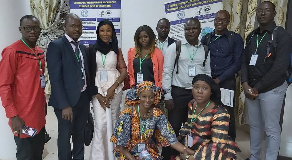 4th National Infectiology Days of Mali, from 30 to 31 October 2019 : The UCRC participated